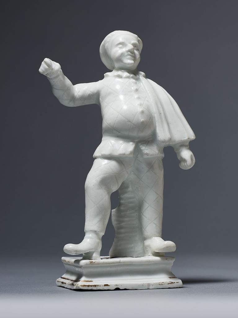 Meissen Commedia Figure