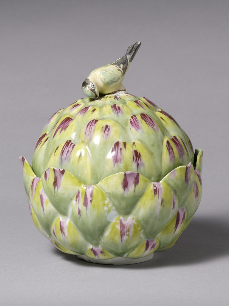 Chelsea Artichoke Tureen and Cover