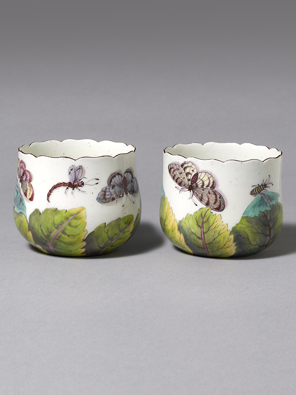 A Pair of Chelsea Finger Bowls
