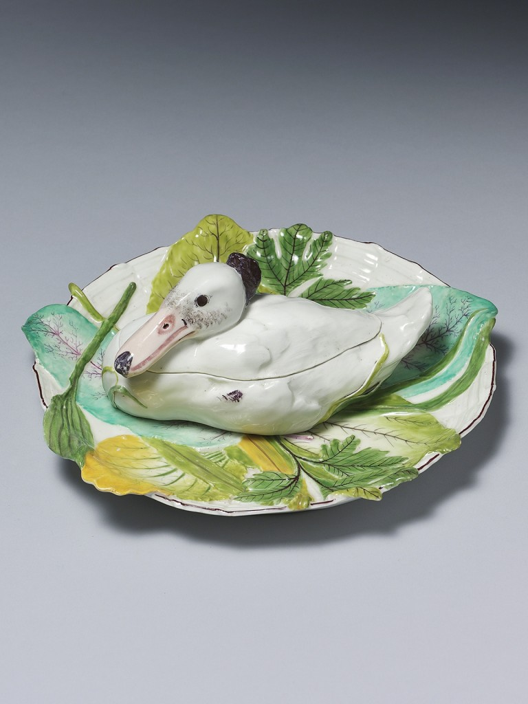 Chelsea Duck Tureen and Cover