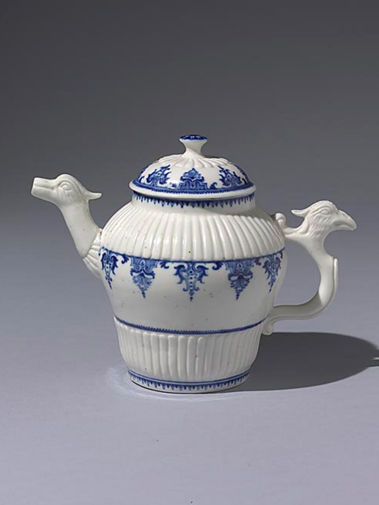 St Cloud Teapot and Cover
